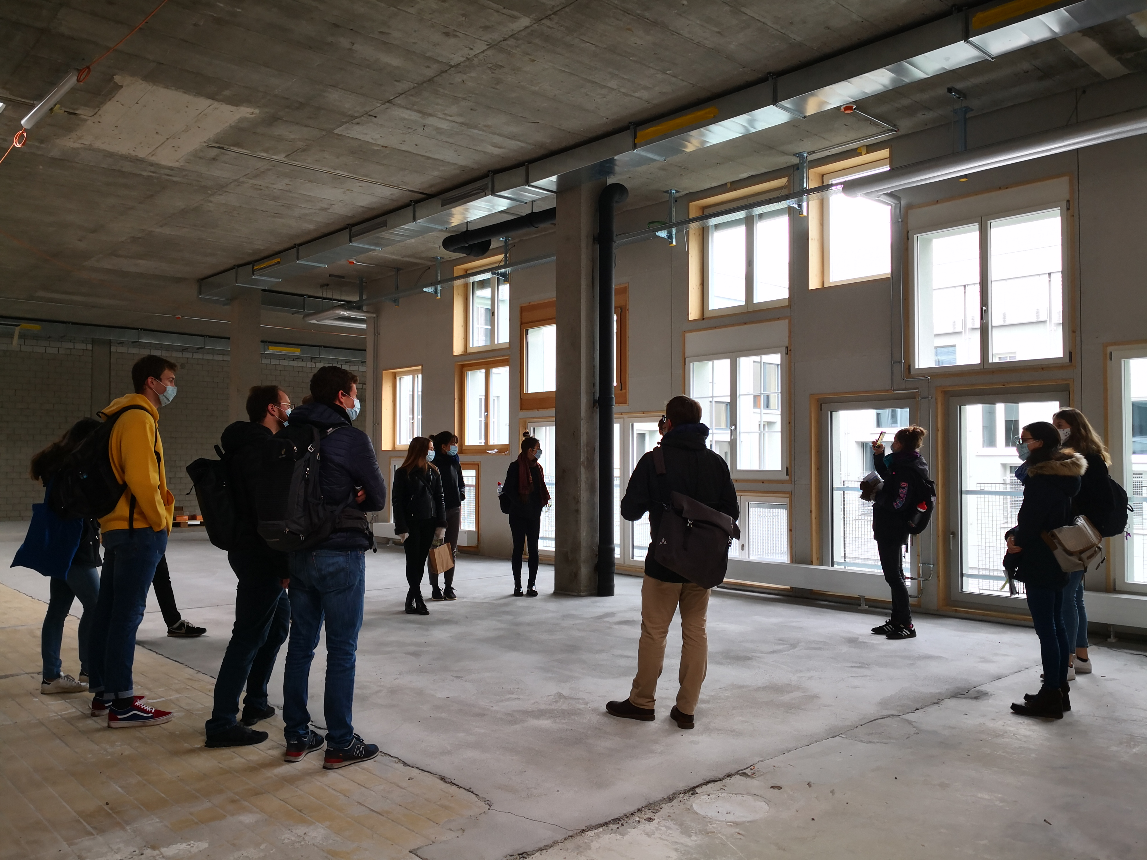 Excursion Energy and sustainability in Basel